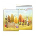 Puzzle Cover - Colorful Autumn
