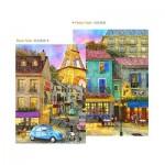 Puzzle Cover - Dominic Davison - Paris Streets