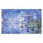 Puzzle en Plastique - Abraham Hunter - Light of Peace