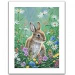 Puzzle en Plastique - Abraham Hunter - Spring Bunny