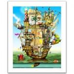 Puzzle en Plastique - Colin Thompson - Norah's Castle