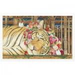 Puzzle en Plastique - Cotton Lion - Goodnight Tiger