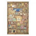 Puzzle en Plastique - Cotton Lion - Shiba's Grocery Store