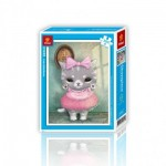 Puzzle en Plastique - Cute Little Mumu