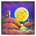 Puzzle en Plastique - Darren Mundy - Golden Moon River