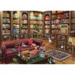 Puzzle en Plastique - Eduard - Ye Olde Bookshop