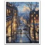 Puzzle en Plastique - Evgeny Lushpin - Montmartre Spring