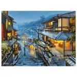 Puzzle en Plastique - Evgeny Lushpin - Old Kyoto