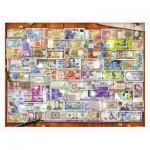 Puzzle en Plastique - Garry Walton - Currency of the World
