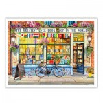 Puzzle en Plastique - Garry Walton - Greatest Bookshop In The World