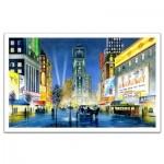 Puzzle en Plastique - Ken Shotwell - Night in New York