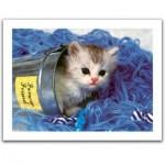 Puzzle en Plastique - Kitten