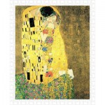 Puzzle en Plastique - Klimt Gustav - The Kiss