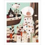Puzzle en Plastique - Nan Jun - Lighthouse