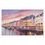Puzzle en Plastique - Nyhavn Canal in Copenhagen, Denmark