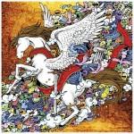 Puzzle en Plastique - Pegasus