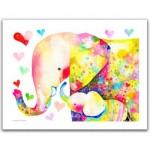 Puzzle en Plastique - Reina Sato - Elephant Family