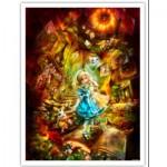 Puzzle en Plastique - SHU - Adventurous Alice