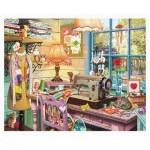 Puzzle en Plastique - Steve Read - Sewing Shed