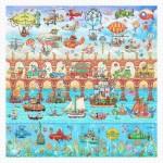 Puzzle en Plastique - Tom Parker - Bridge