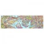 Puzzle en Plastique - Tom Parker - Dino City and Bay