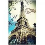 Puzzle en Plastique - Tour Eiffel, France