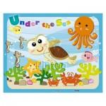 Puzzle en Plastique - Under the Sea
