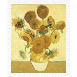 Puzzle en Plastique - Van Gogh Vincent - Sunflowers, 1888