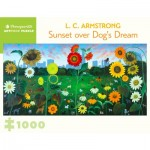 Puzzle   L. C. Armstrong - Sunset over Dog's Dream