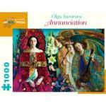 Puzzle  Pomegranate-AA1017 Olga Suvorova - Annunciation