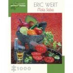 Puzzle  Pomegranate-AA1031 Eric Wert - Mola Salsa