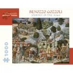 Puzzle  Pomegranate-AA1032 Benozzo Gozzoli - The Journey of the Magi
