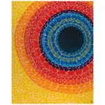 Puzzle  Pomegranate-AA1076 Alma Thomas - The Eclipse