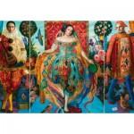 Puzzle  Pomegranate-AA1093 Olga Suvorova - Dancer