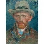 Puzzle  Pomegranate-AA1109 Van Gogh Vincent - Self-Portrait
