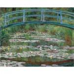 Puzzle  Pomegranate-AA380 Monet Claude : Le Pont Japonais