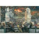 Puzzle  Pomegranate-AA421 Diego Rivera : L'industrie de Détroit