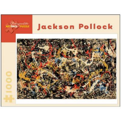 Puzzle Pomegranate-AA558 Jackson Pollock : Convergence