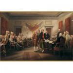 Puzzle  Pomegranate-AA676 John Trumbull : La Déclaration d'Indépendance, 4 Juillet 1776