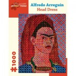 Puzzle   Alfredo Arreguín - Head Dress, 2014