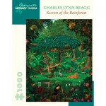 Puzzle   Charles Lynn Bragg - Secrets of the Rainforest, 1991