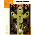 Puzzle   Charley Harper - The Desert