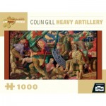 Puzzle   Colin Gill - Heavy Artillery, 1919
