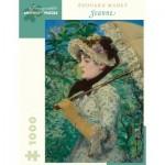Puzzle   Édouard Manet - Jeanne (Spring), 1881