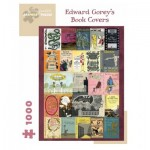 Puzzle   Edward Gorey's Book Covers