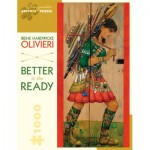 Puzzle   Irene Hardwicke Olivieri - Better is the Ready: