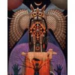 Puzzle   John Simpkins - Sri Yantra