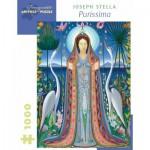 Puzzle   Joseph Stella - Purissima, 1927