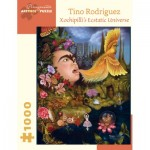 Puzzle   Tino Rodriguez - Xochipilli's Ecstatic Universe, 2004