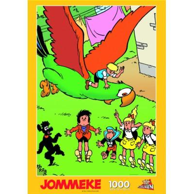 Puzzle PuzzelMan-057 Jommeke : Opération Bonzaï
